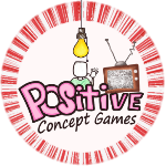 Positive Concept Games